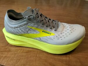 Used Once Men's Size 9.5 Brooks Hyperion Elite 2 Running Shoes