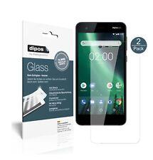 2x Nokia 2 Screen Protector Flexible Glass 9H dipos