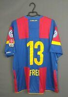 Frei Basel 1893 Jersey 2011 2012 Home Size XXL Shirt Nike 383370-493 ig93