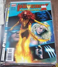 phoenix endsong comic # 2  xmen wolverine cyclops white queen