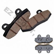 BRAKE PADS 2 PISTON GY6 CHINESE SCOOTER MOPED SCHWINN JCL SUNL BAJA WOLF VENTO