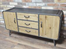 RETRO INDUSTRIAL STYLE CABINET
