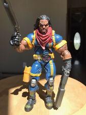 ToyBiz Marvel Legends Bishop 7? Action Figure Apocalypse Series X-Men Complete