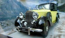 007 JAMES BOND Rolls-Royce PHANTOM III 1:43 BOXED CAR MODEL Goldfinger