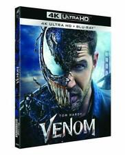 Venom (4K Ultra HD + Blu-ray, 2019, Set de 2 Disques)