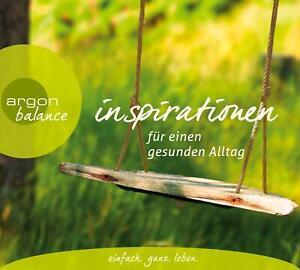 Inspirationen für einen gesunden Alltag (2018, Audio-CD)