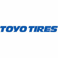 "2x Toyo Tires Logo 8"" Decal Sticker car truck window laptop wheel suv offroad"