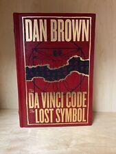 Da Vinci Code by Dan Brown Barnes & Noble Collector Ed. Very Good
