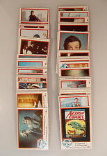 Vintage Superman 1978 Trading Card Lot  DC Comics Movie Hero Toy Collectibles 64