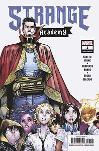 Marvel Comics Strange Academy #1 Ramos 3rd Print Variant Cover