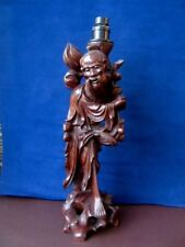 Wooden/Woodenware 1900-1940 Carving Asian Antiques
