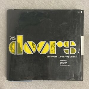 The Doors Book Ben Fong Torres Jim Morrison Music Band (Book, 2006, Hyperion)
