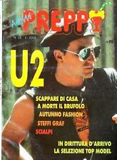 """""""NEW PREPPY"""" N.28 EDIFUMETTO LOOK ANNI 80 U2 BONO VOX SFITINZIA MODA (PANINARO)"""