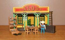 Playmobil 3461 Saloon Cowboys Western Vintage