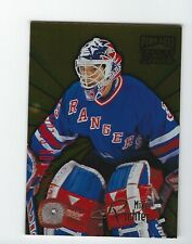 1996-97 Pinnacle Zenith Mike Richter Champion Salute Promo #14 of 15