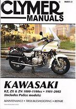1981-2002 Kawasaki 1000 1100cc Repair Service Workshop Shop Manual M4513