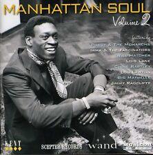 Various Artists - Manhattan Soul 2 / Various [New CD] UK - Import