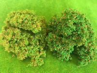 Serious-Play Flower Leaf-Foliage -Tree Berry Model Warhammer Scenery Railway