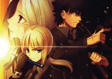 FATE ZERO NEW ART PRINT POSTER YF1311