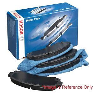 Front Blue Disc Brake Pads Bosch BE924H for Hyundai Elantra Kia Magentis Optima