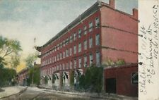 1906 Postcard - Freshman Row - Yale University New Haven CT
