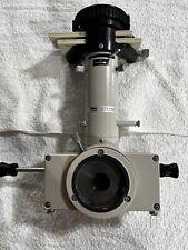 Nikon Fluorescence Attachment Optiphot Labophot Microscope