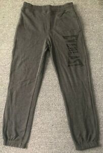 Everlast Mens Jogging Bottoms Fleece Trousers Pants Warm Fleece Track Pant M 2XL