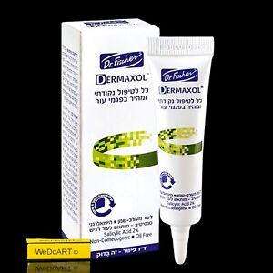 Dermaxol Gel for ON-THE-SPOT, Fast-Working Blemish & Spot Treatment 15ml