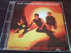 OUR DAUGHTERS WEDDING - Nightlife (The Collection) CD New Wave / Synth Pop