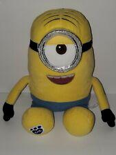 Babw Build A Bear Workshop Despicable Me Minion Stuart One Eye stuffed Plush