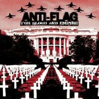 ANTI-FLAG - FOR BLOOD AND EMPIRE  CD 13 TRACKS POP / PUNK ROCK NEU
