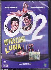 Dvd FRANCO FRANCHI e CICCIO INGRASSIA ♦ 002 OPERAZIONE LUNA con Lino Banfi 1965