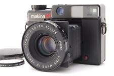 【MINT】Plaubel Makina 67 Film Camera Nikkor 80mm F/2.8 From JAPAN