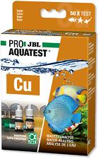 JBL PROAQUATEST Cu Kupfer Test Set Süßwasser Meerwasser Aquarien Teich