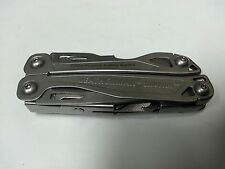 Leatherman Sidekick Multi Tool Knife Pliers Pocket Clip Screwdrivers Cutters Saw