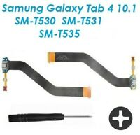 NAPPE CONNECTEUR CHARGE SAMSUNG GALAXY TAB 4 10.1 T530 + tournevis