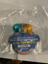 Mighty Beanz Limited Edition King Moose Bean 8 Out Of 1000