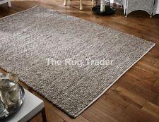 Alfombras de color principal marrón 100% lana para pasillos