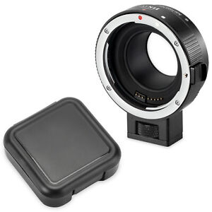 New EF-EOS M Mount Adapter Ring for Canon EF Lens to EOS-M EOS M Digital Camera