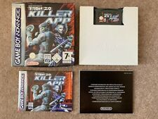 Tron 2.0 Killer App - Game Boy Advance GBA Complete UK PAL (A)