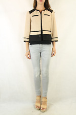 COUNTRY ROAD Tortilla Tweed Woven Jacket Size 12