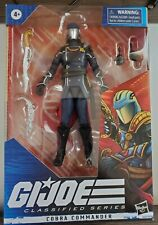 ?Hasbro GI Joe Classified Series 06 Cobra Commander Figure Free Shipping ???