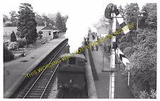 Henbury Railway Station Photo. Avonmouth - Winterbourne. Bristol Area. GWR. (2)