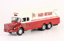 Truck Berliet GBM 15 R 1:43 New & Box diecast model car collectible
