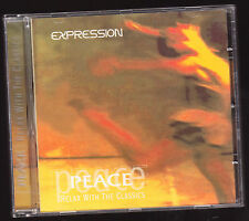 EXPRESSION - PEACE - 6 TRACKS - RELAX WITH THE CLASSCS - NEW / UNSEALED CD