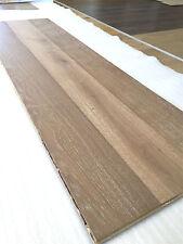 Qualiity 190mm wide oak flooring-limed grey oak
