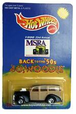 1996 Hot Wheels 23rd Annual MSRA Back to the '50s '40s Woodie One of 10,000