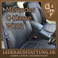 LEDERAUSSTATTUNG DE Mercedes W203 Sitzbezüge,Autositzbezüge,Schonbezüge,Tuning