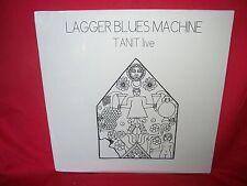 LAGGER BLUES MACHINE Tanit Live 1970 LP BELGIUM Progressive 2012 NEW SEALED