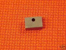"Starter Brush Set Fits Delco Remy D754 6 Volt 1/4"" H x 1/2"" L x 3/4"" W"